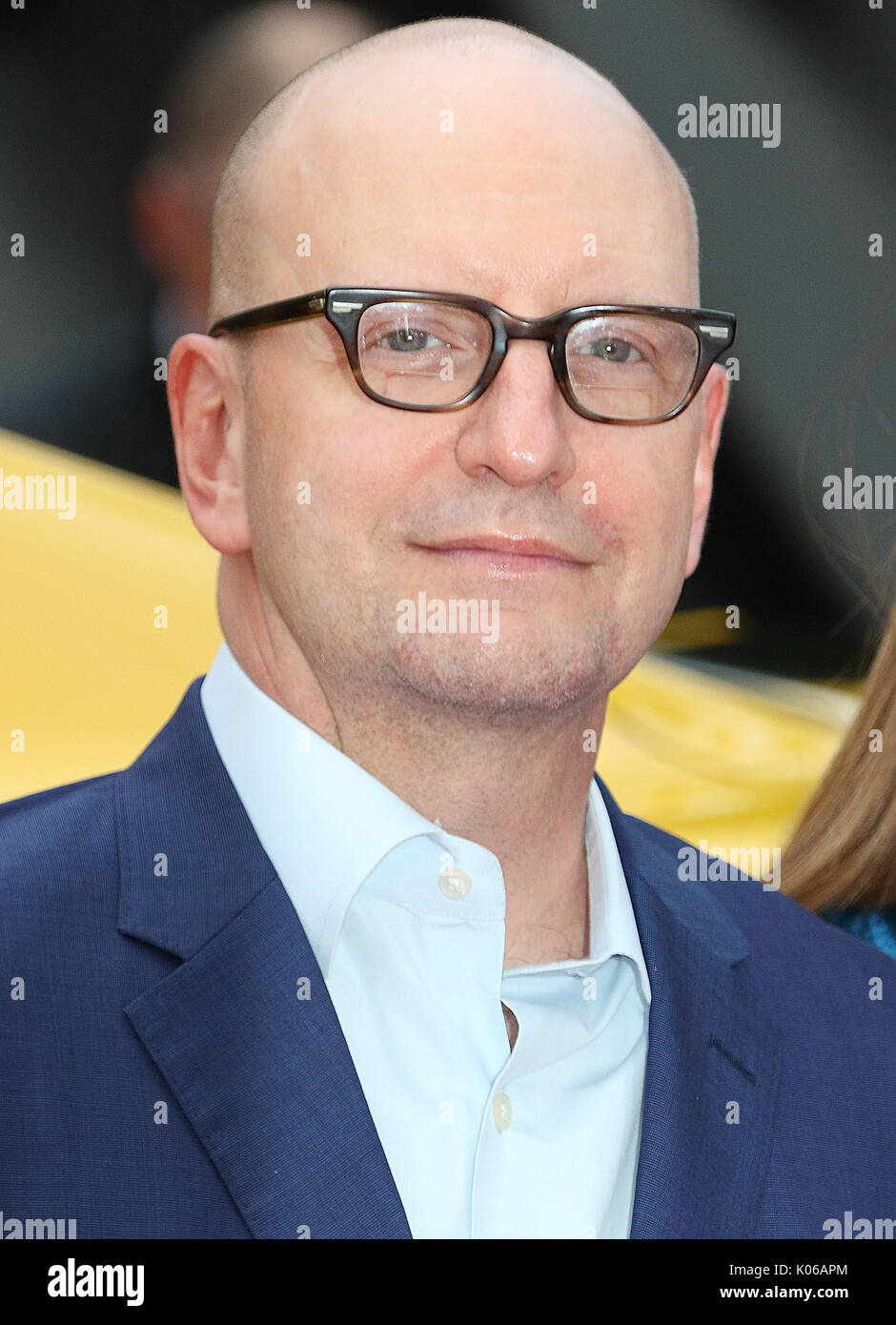 London, Großbritannien. 21 Aug, 2017. Steven Soderbergh, Logan Lucky-UK Film Premiere, Leicester Square, London, Stockfoto