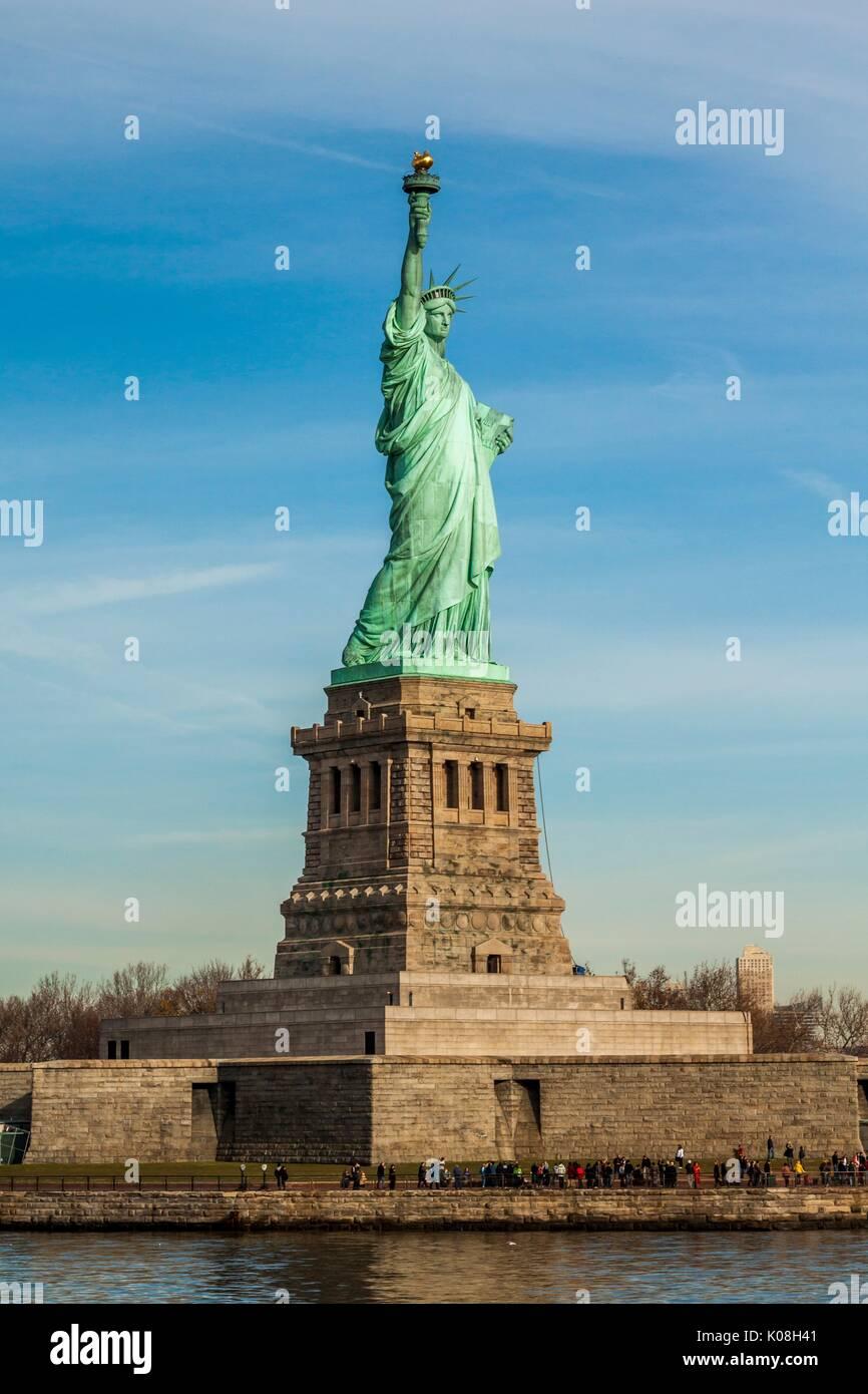 Großzügig Freiheitsstatue Färbung Seite Bilder - Malvorlagen Ideen ...