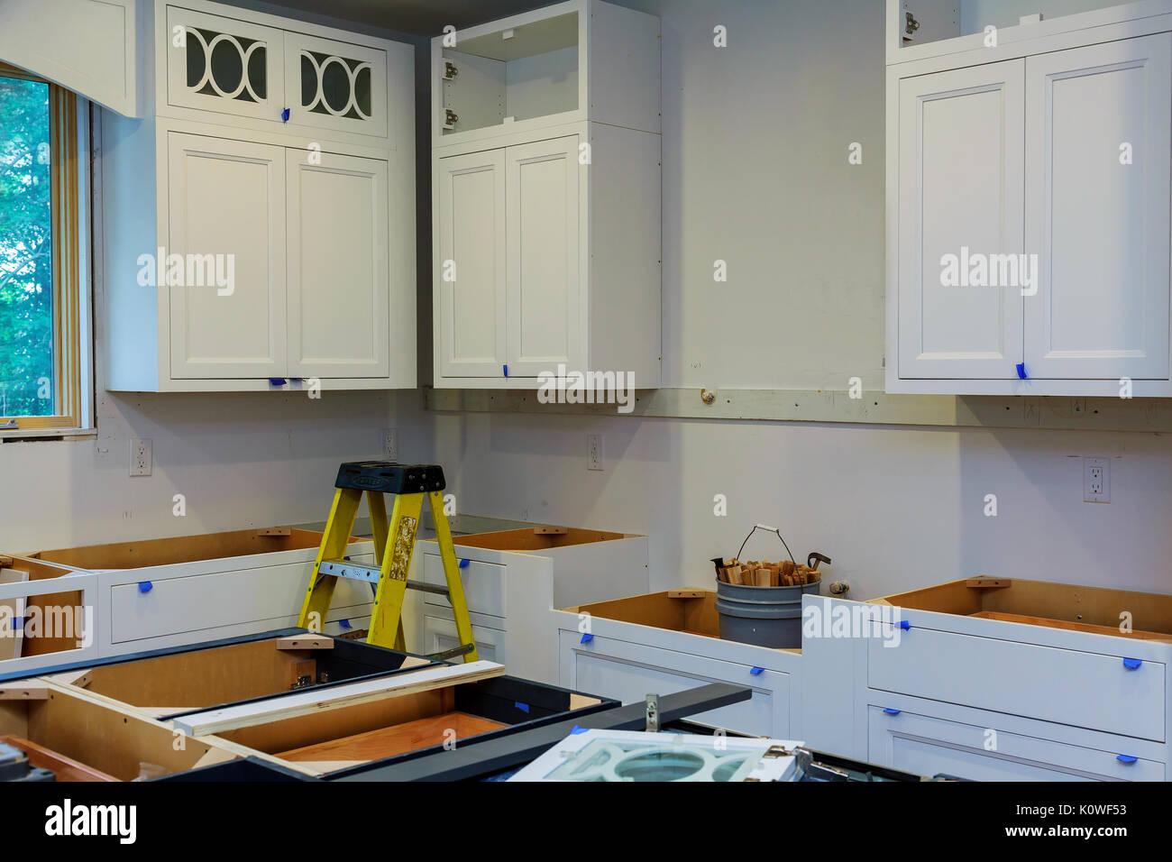 Groß Benutzerdefinierte Küchenschränke Fotos - Ideen Für Die Küche ...