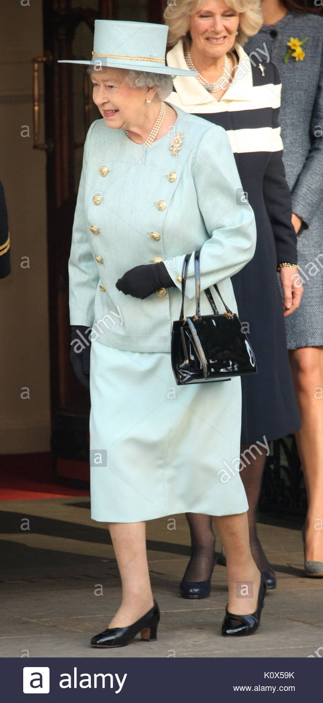 Queen Elizabeth Die Herzogin Von Cambridge Catherine Middleton