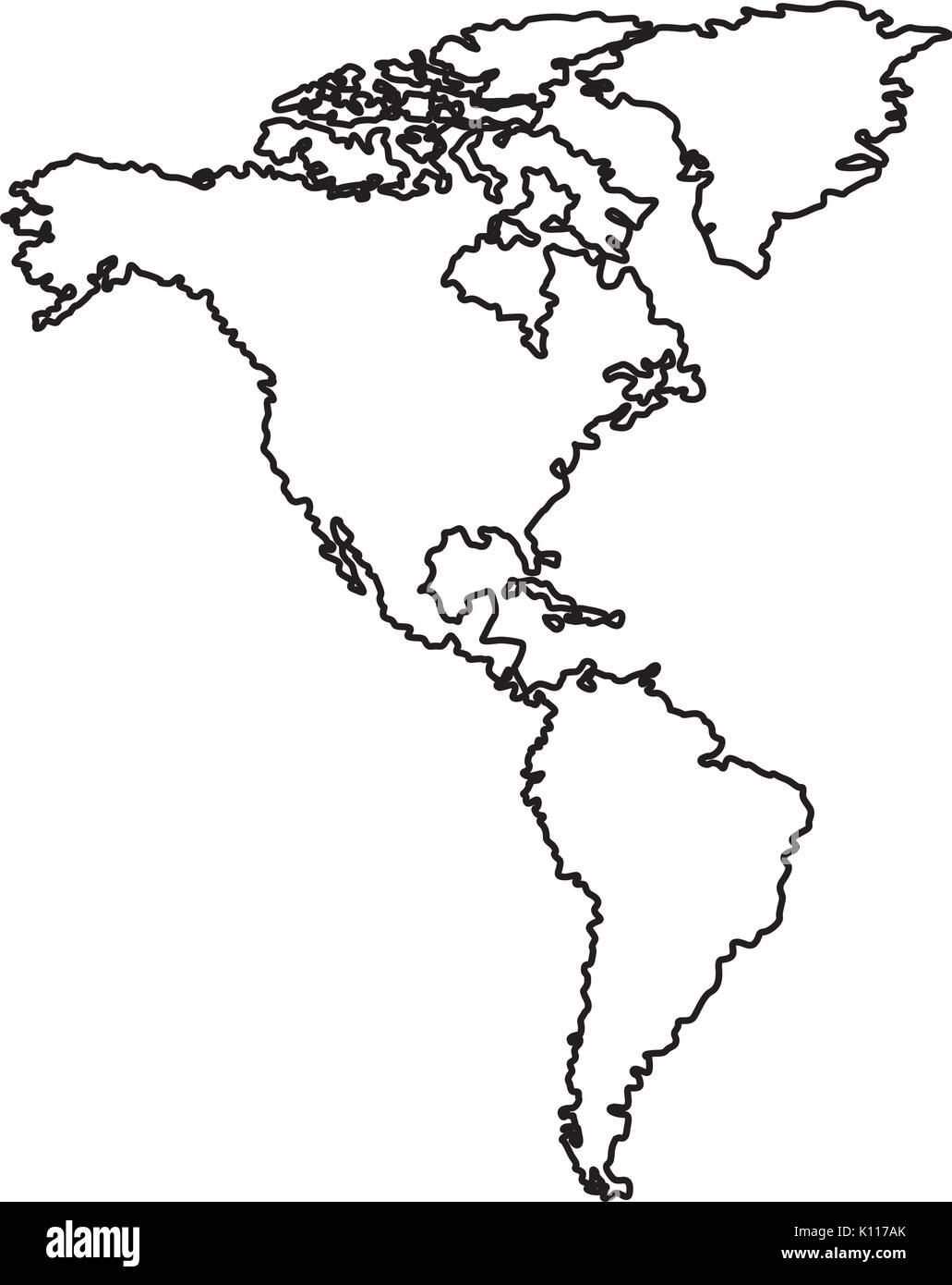 Südamerika Karte Ohne Beschriftung.Kontinent Grenzen Stockfotos Kontinent Grenzen Bilder Alamy