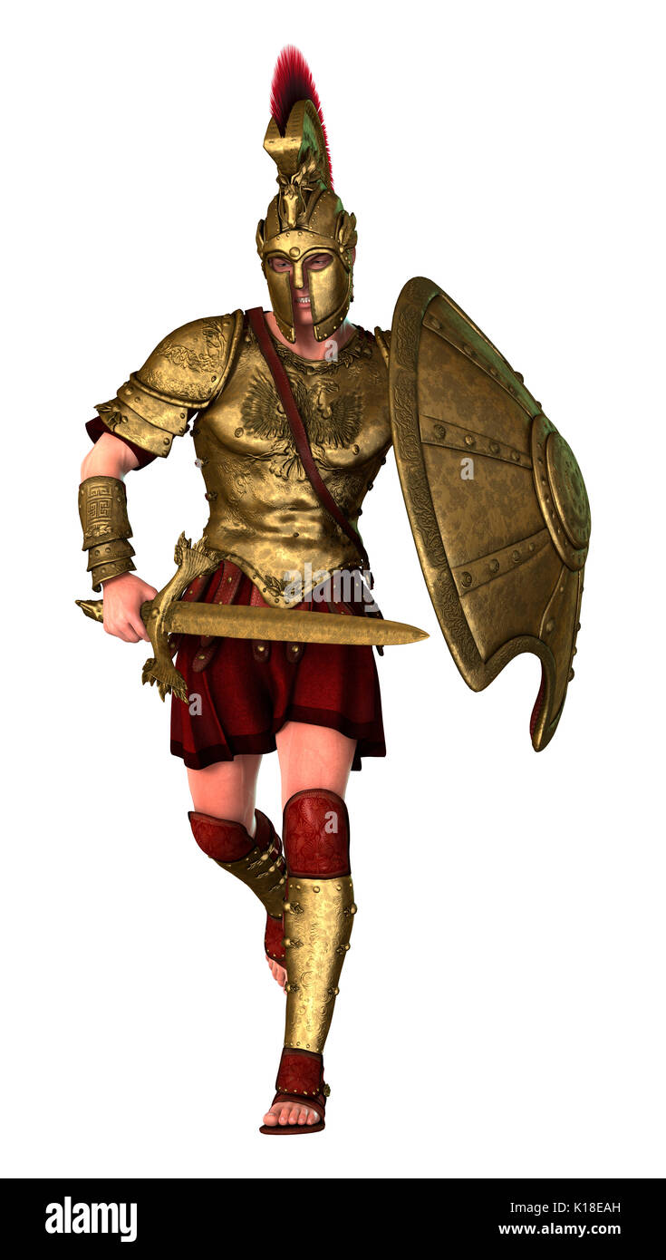 Spartanische Krieger Namen
