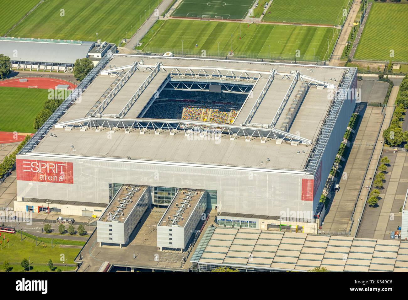 Düsseldorf Kongress Sport Event Gmbh Esprit Arena Düsseldorf