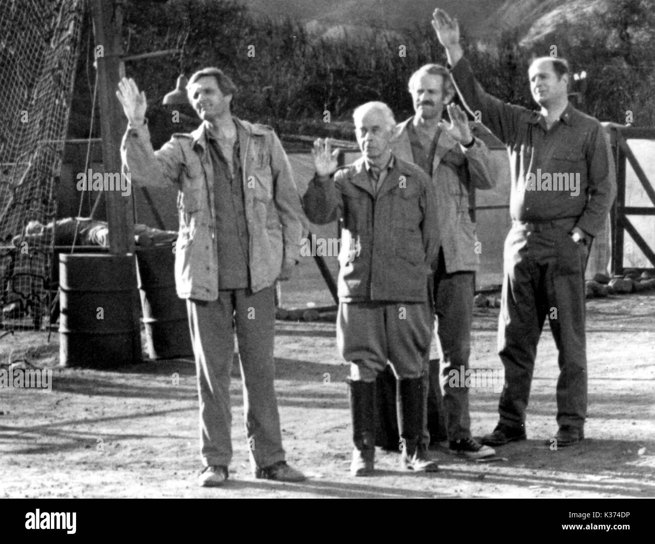 Mash Aka Mash Alan Alda Mike Farrell Harry Morgan David Ogden