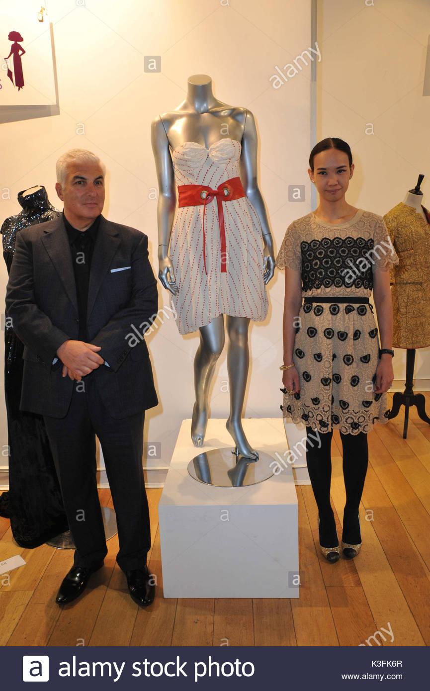 Amy Winehouse Kleid. Chiffon Kleid getragen von Amy Winehouse auf ...