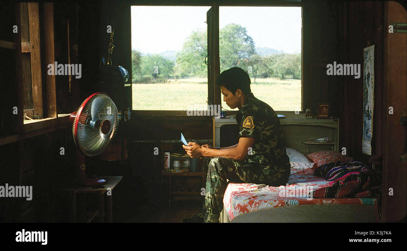SUD PRALAD aka Tropical Malady Datum: 2004 Stockbild