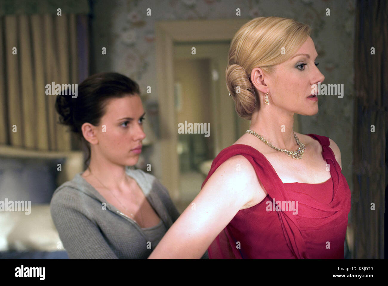THE NANNY DIARIES SCARLETT JOHANSSON Laura Linney The Nanny Diaries Datum 2007