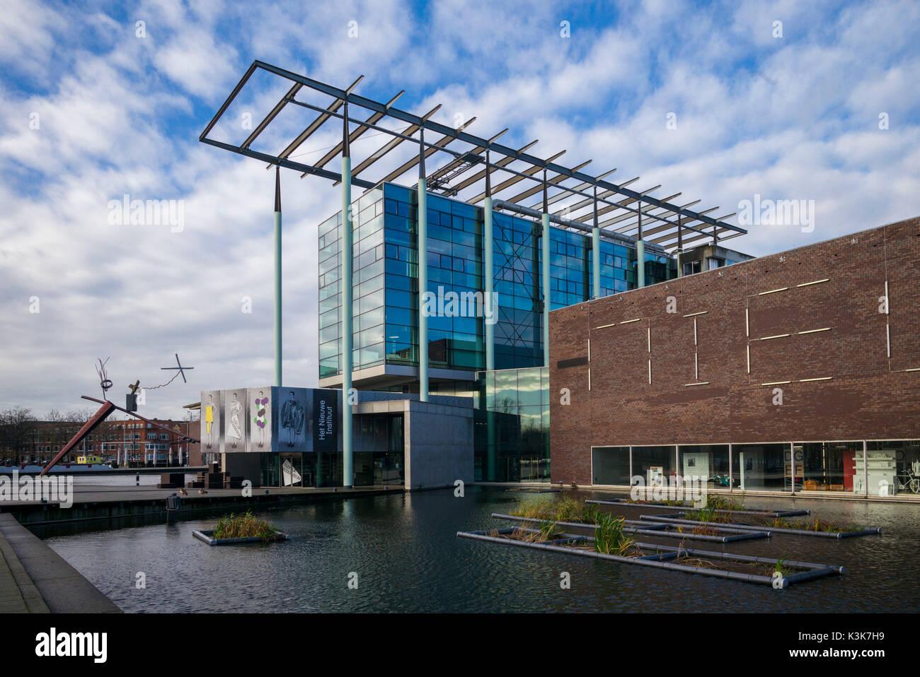 Niederlande, Rotterdam, Het Nieuwe Instituut, Institut für ...