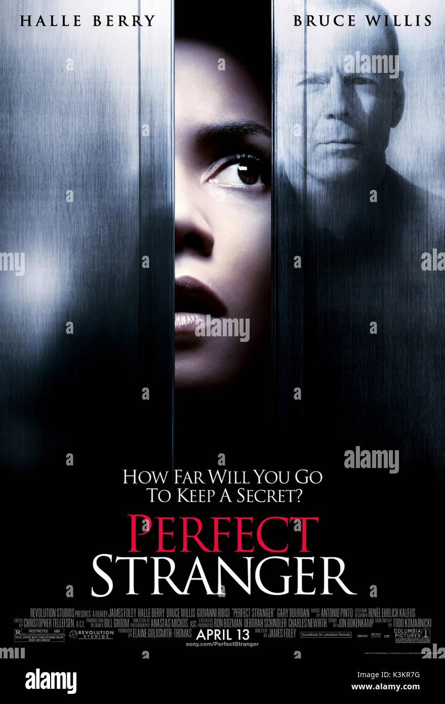 Bruce Willis Perfect Stranger 20 Stockfotos und  bilder Kaufen ...