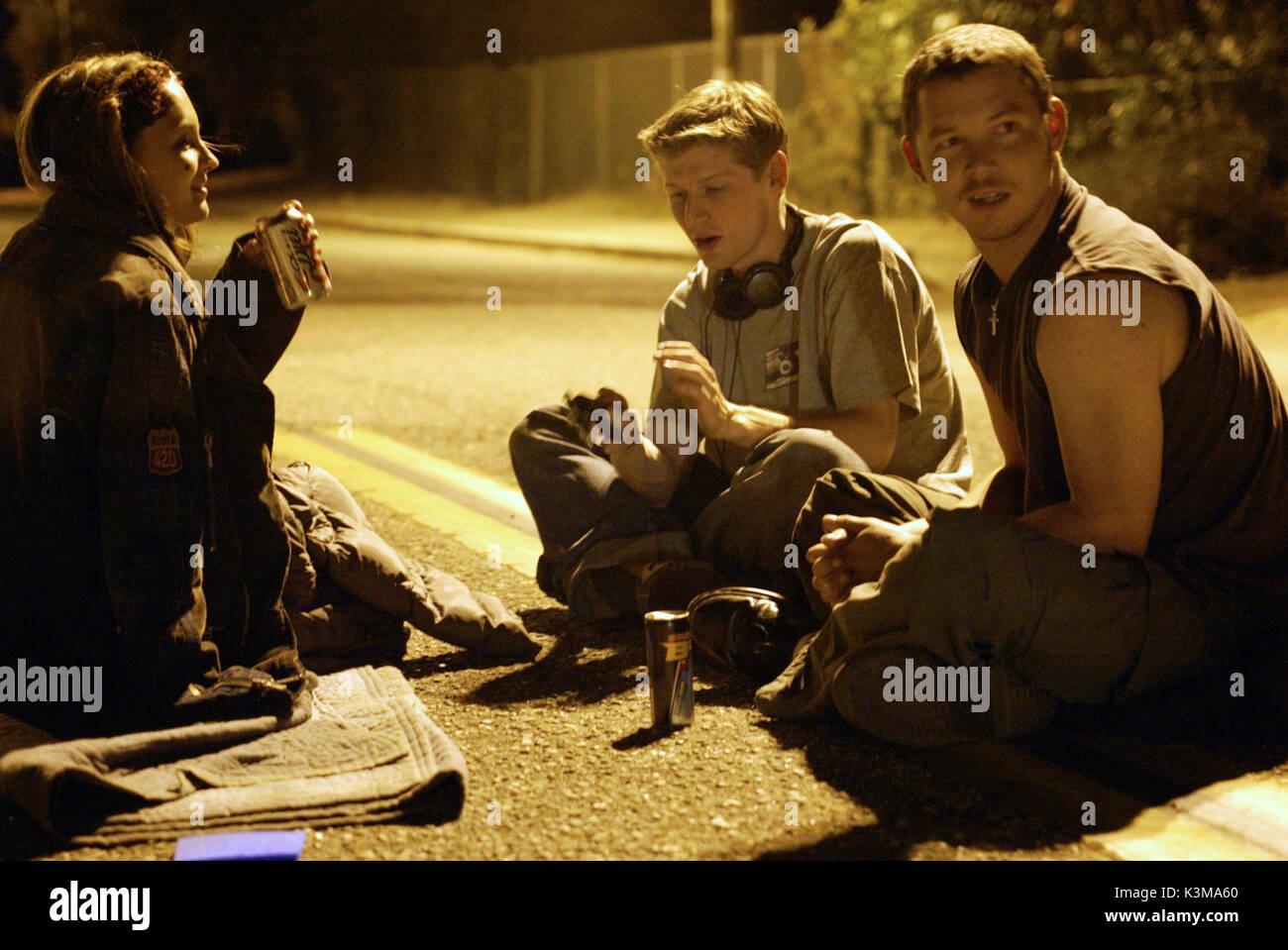 11:14 [USA/2003] [L - R] Rachael Leigh Cook, Regisseur GREG MARCKS ...