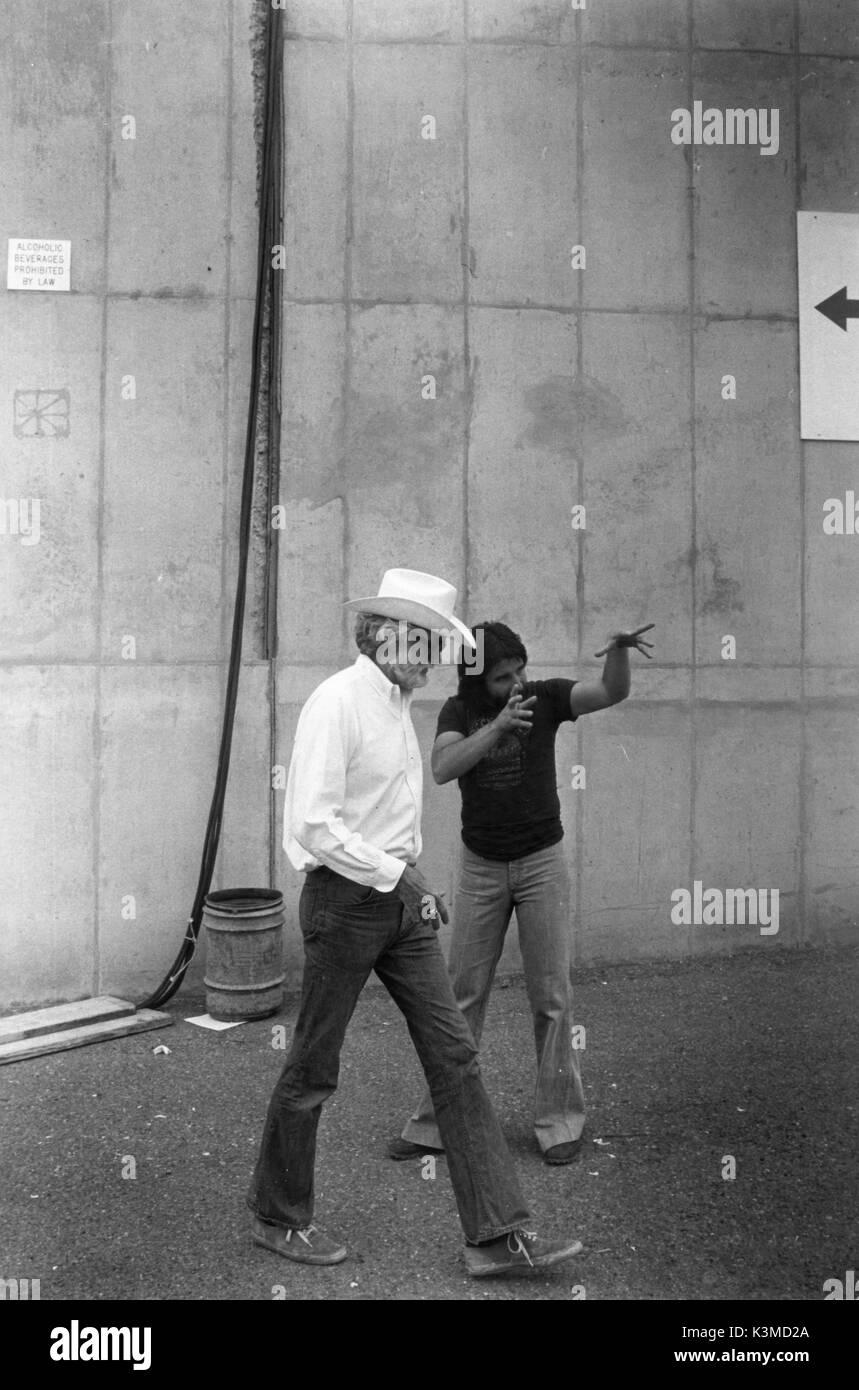 Ein STAR WIRD GEBOREN [USA 1976] [L - R] Regisseur FRANK PIERSON, Produzent Jon Peters Datum: 1976 Stockfoto