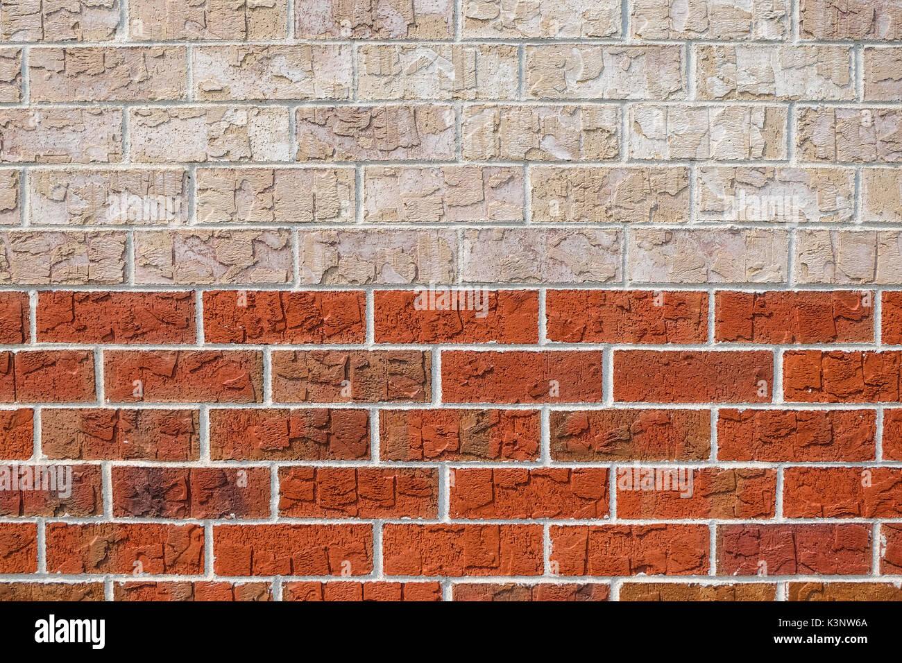 rot und beige wand muster fr den hintergrund - Muster Fur Wand