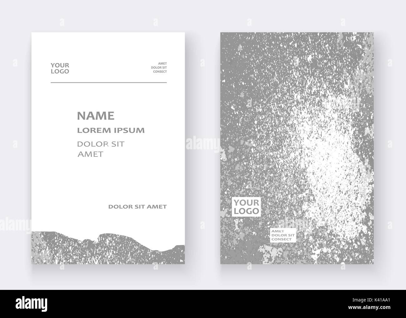 Silber Lack splash, splatter Explosion glitter künstlerischen Rahmen ...