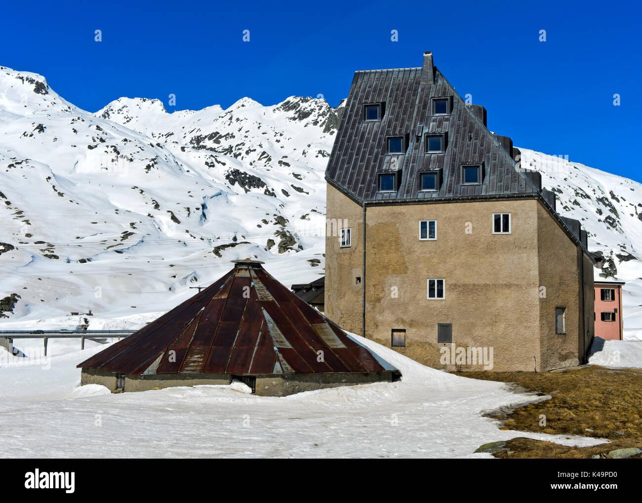 St Gotthard Hospiz st gotthard hospiz das europäische erbe st gotthard airolo