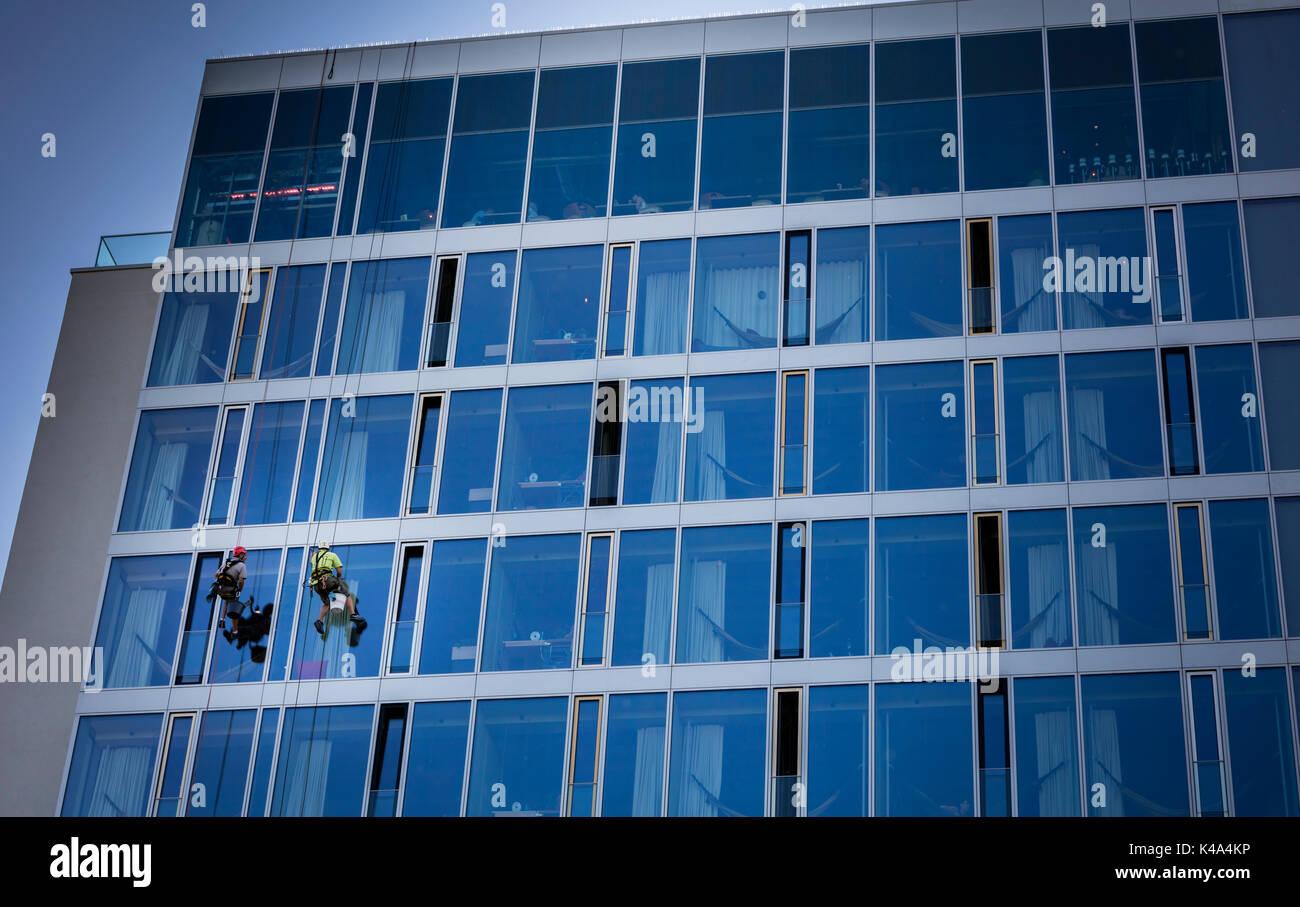 Fenster Reiniger Stockfoto Bild 157575146 Alamy