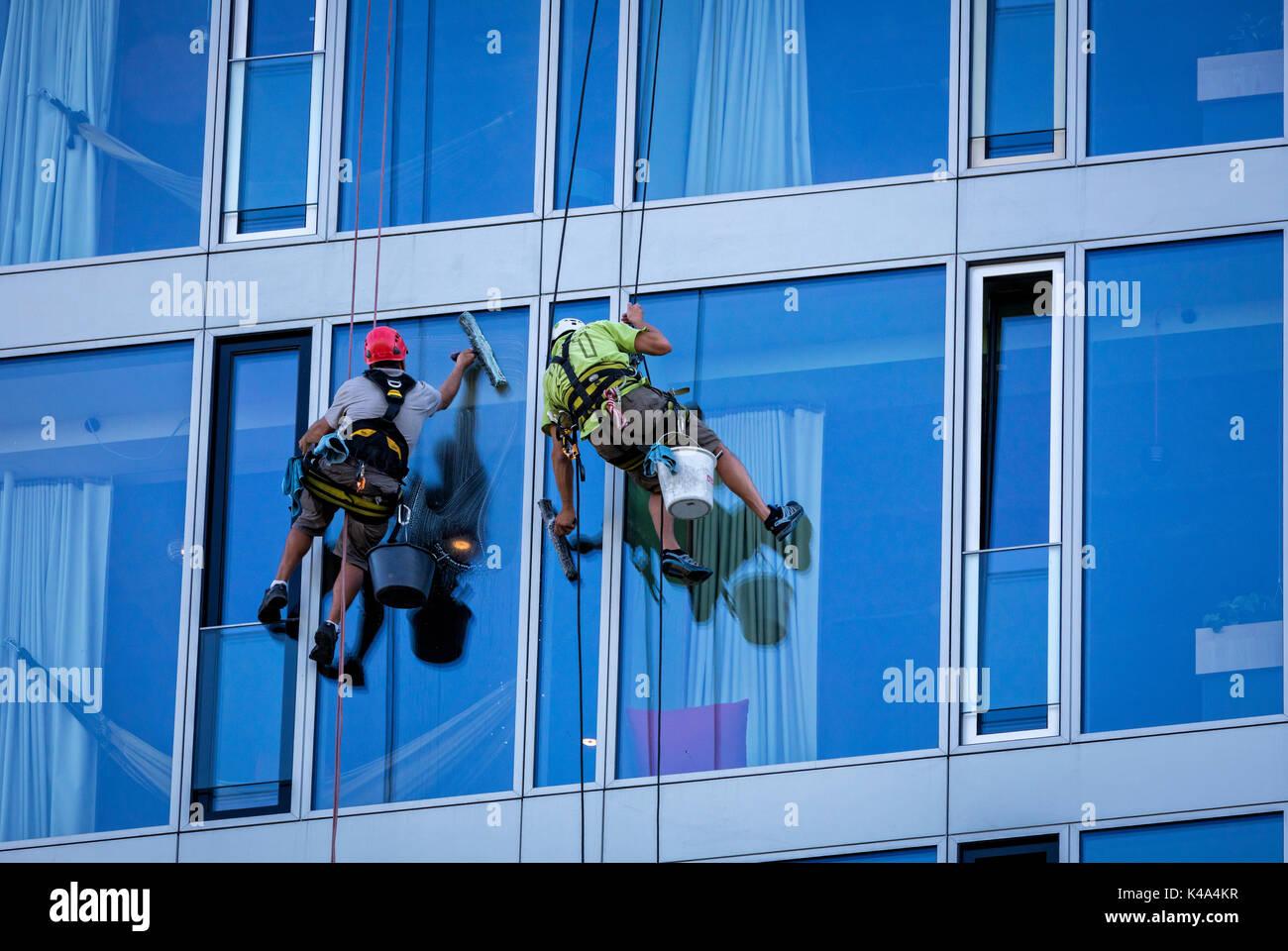 Fenster Reiniger Stockfoto Bild 157575147 Alamy