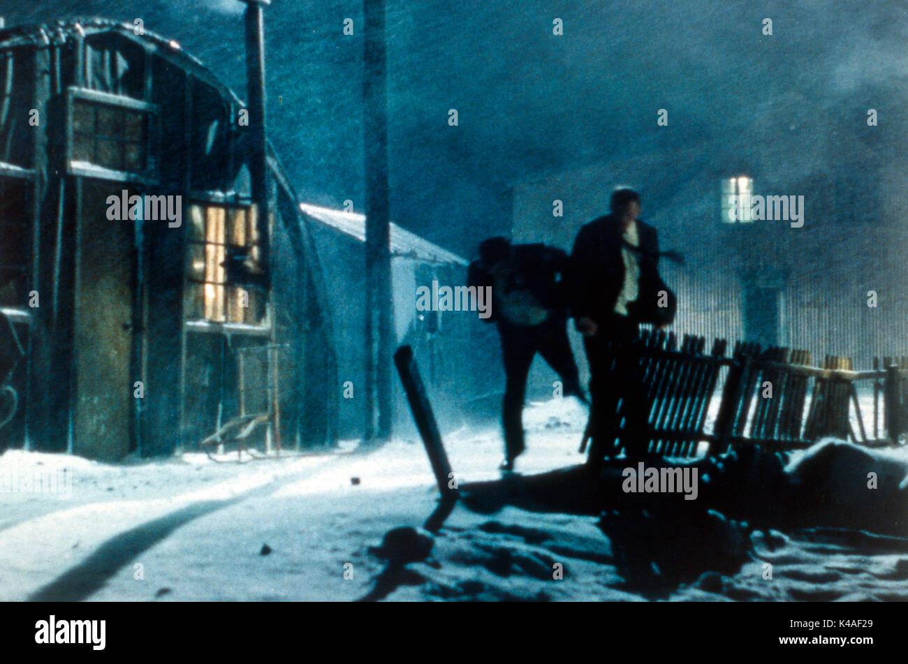 Djöflaeyjan, aka: Die Teufelsinsel, Island/Norwegen/Deutschland/Dänemark 1996, Regie: Fridrik Thor Fridriksson, Szenenfoto Stockbild