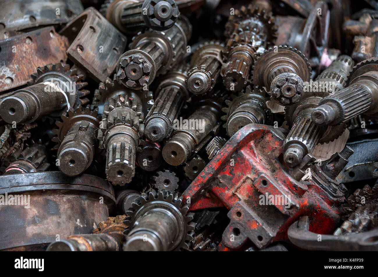 Used For Parts Stockfotos & Used For Parts Bilder - Alamy
