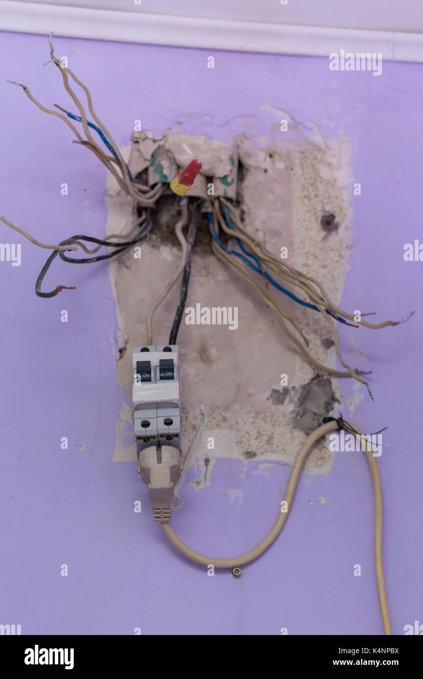 Charmant Altmodische Elektrische Verkabelung Fotos - Schaltplan ...