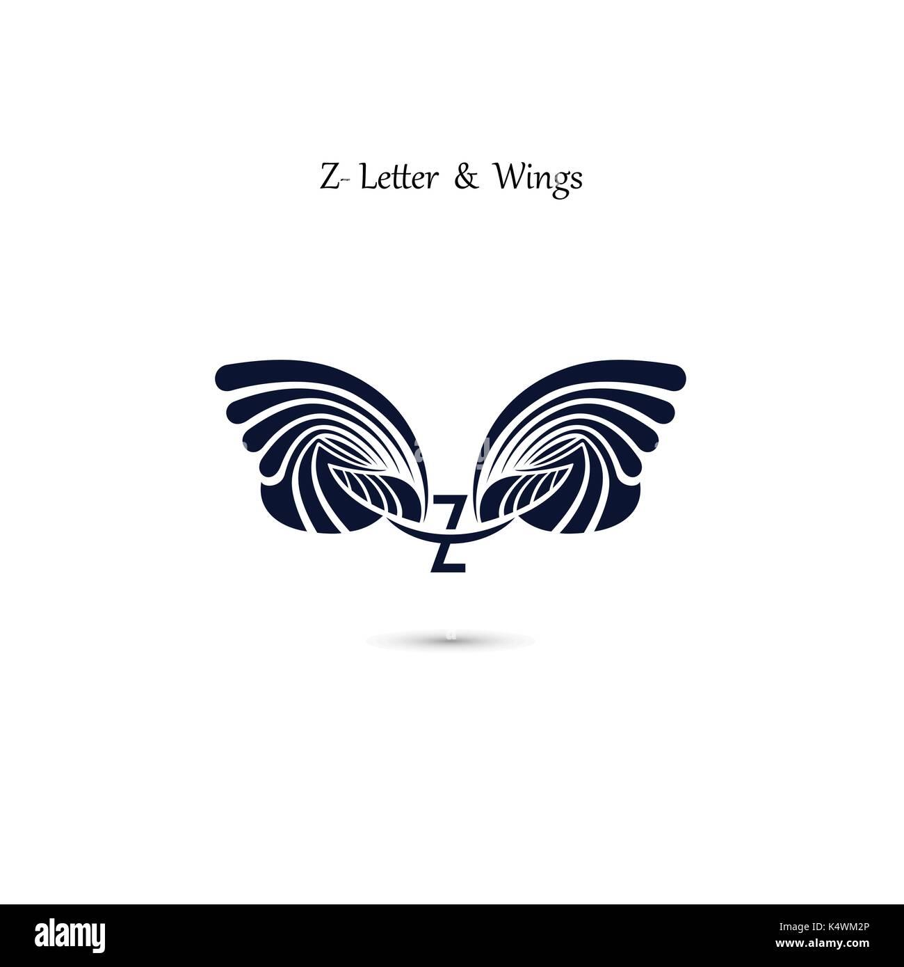 Spread Wings Vector Vectors Stockfotos & Spread Wings Vector Vectors ...