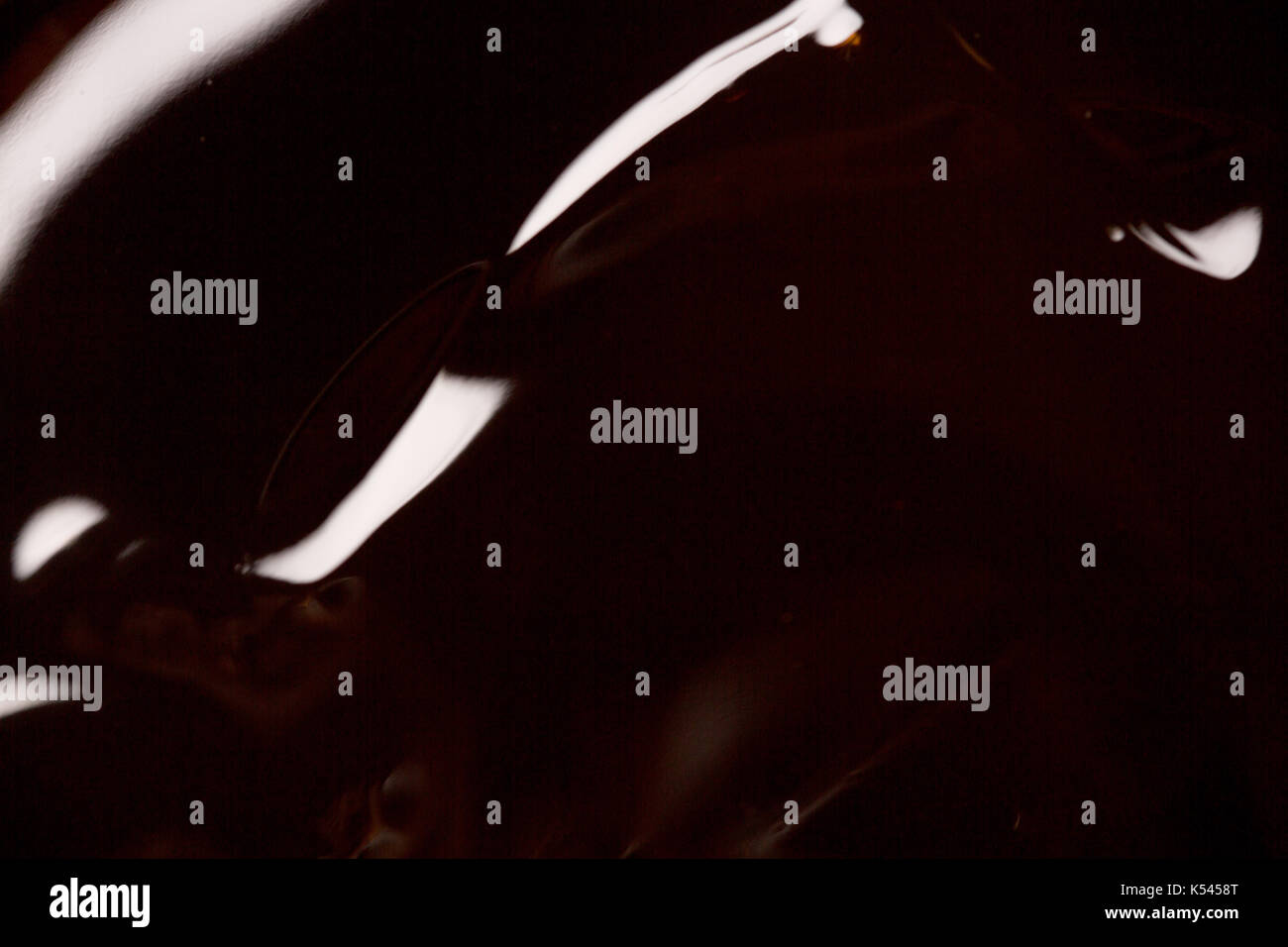Blured abstrakte braunen Hintergrund. Makro Foto abstrakt. Stockbild