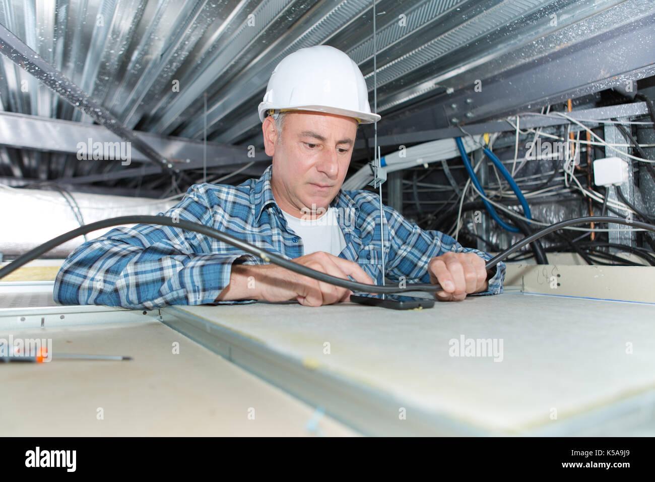 Ungewöhnlich Elektriker Verkabelung Bilder - Der Schaltplan - greigo.com
