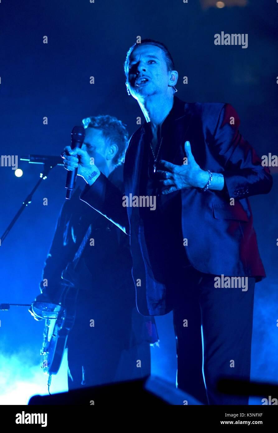 Martin Gore Depeche Stockfotos Martin Gore Depeche Bilder Alamy