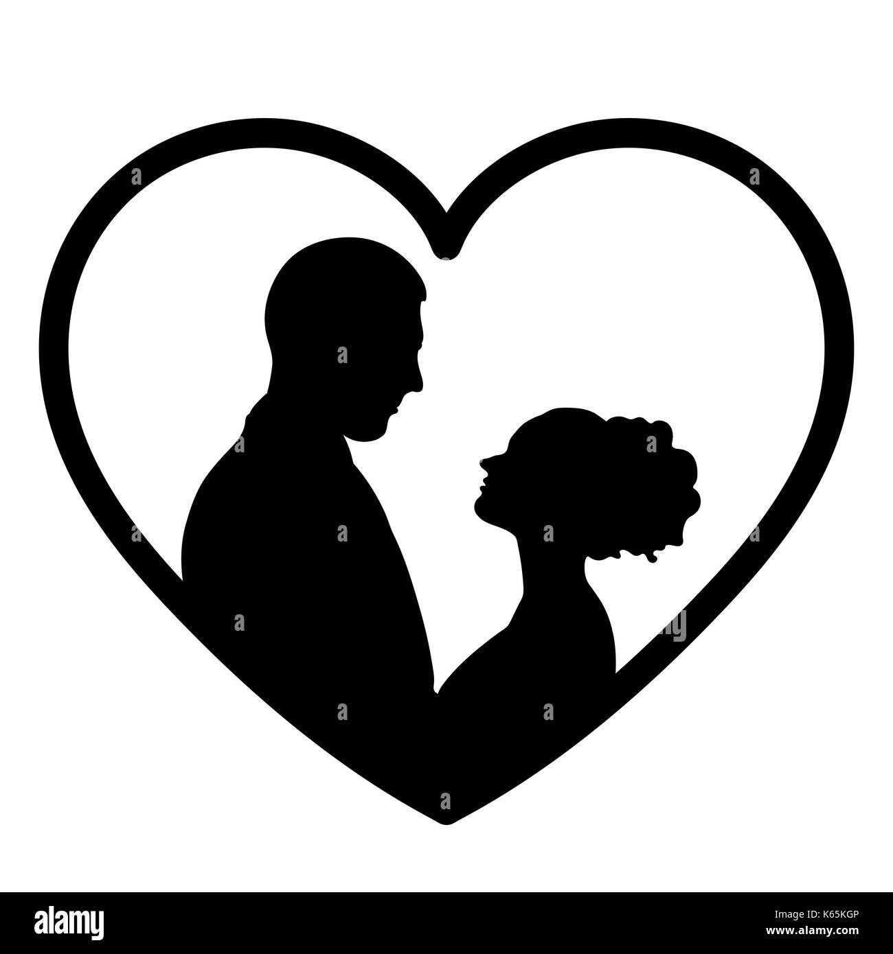Zeichnen liebespaar 33 Pärchen