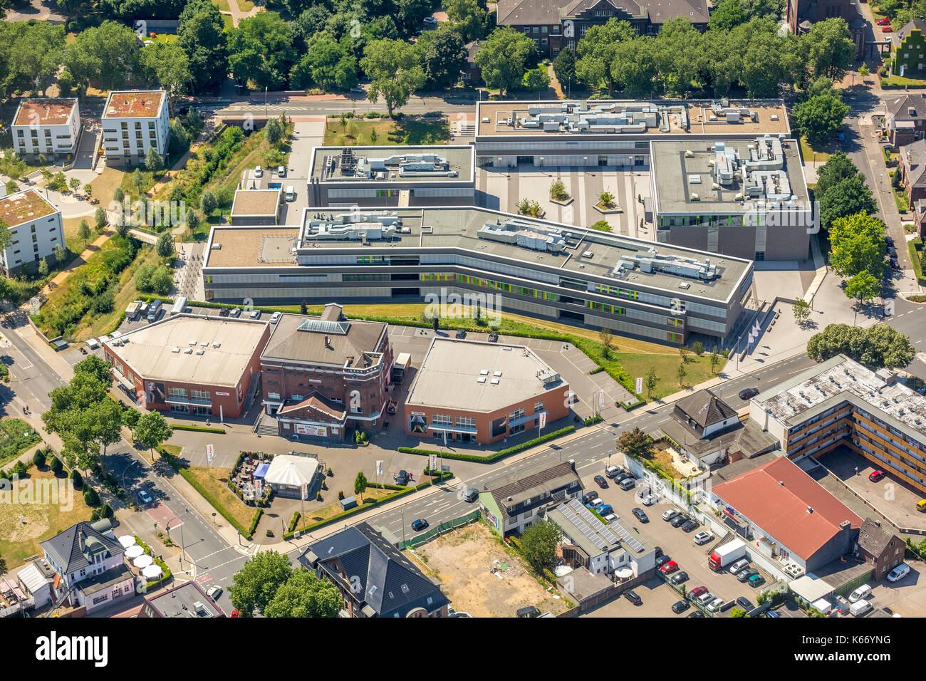 Hochschule Rhein-Waal, Campus, Kamp-Lintfort, Ruhr, Nordrhein ...