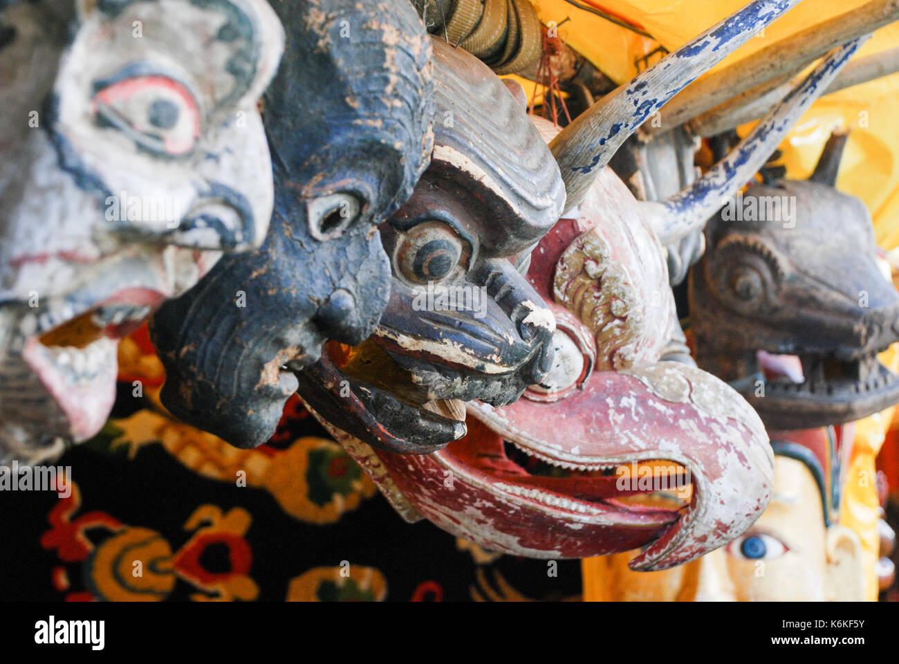 Paro, Bhutan. Stockbild