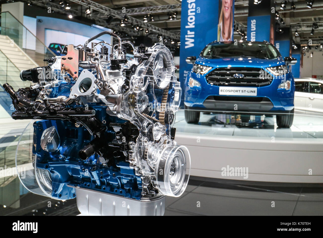 Ford Engine Stockfotos & Ford Engine Bilder - Alamy