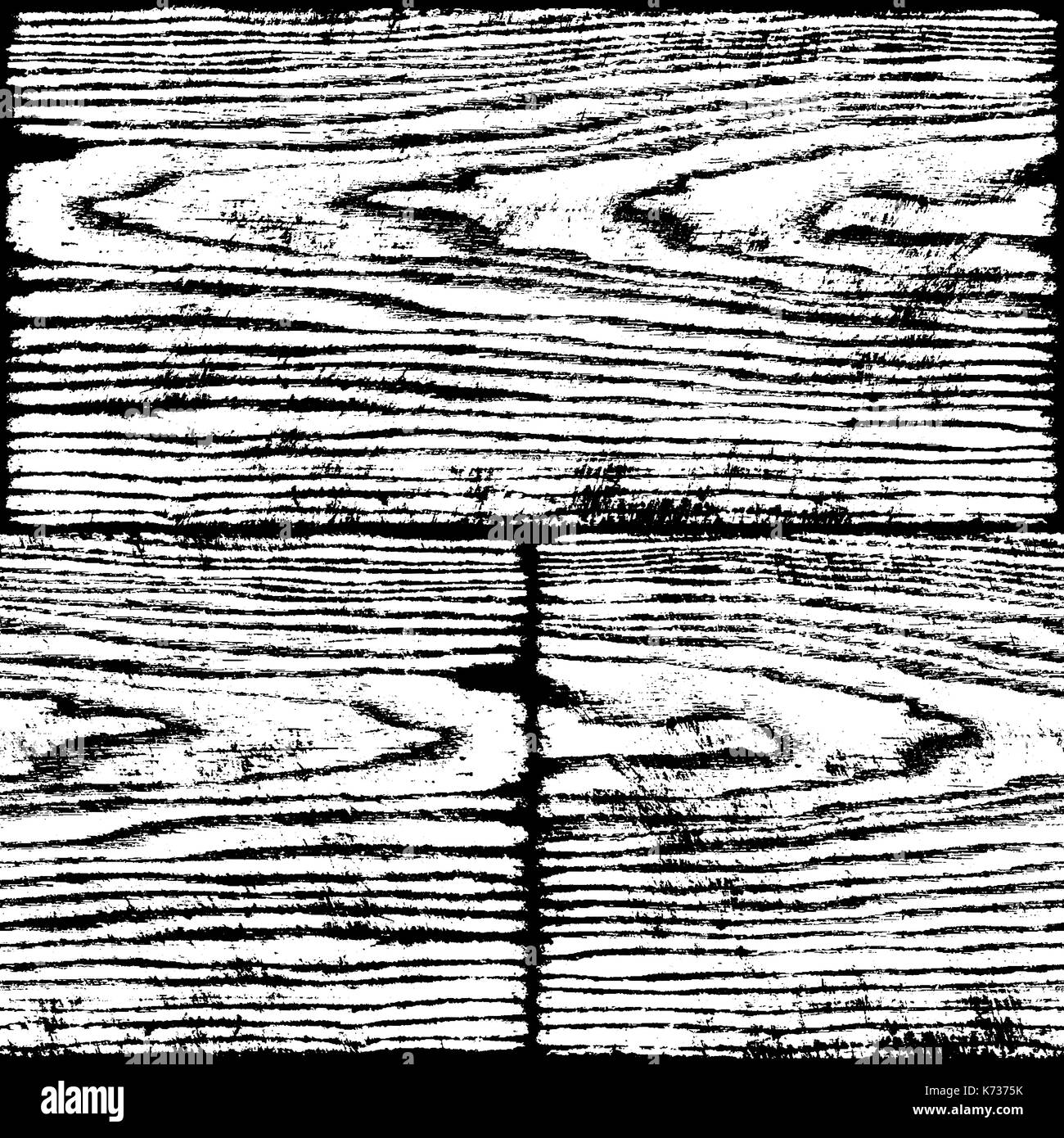 Realistische Holz Textur Hintergrund Plank Mit Jährlichen Jahre