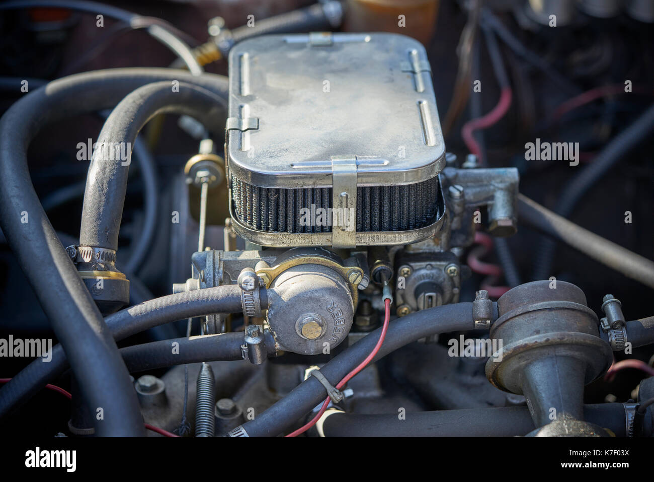 Bay Compartment Stockfotos & Bay Compartment Bilder - Alamy