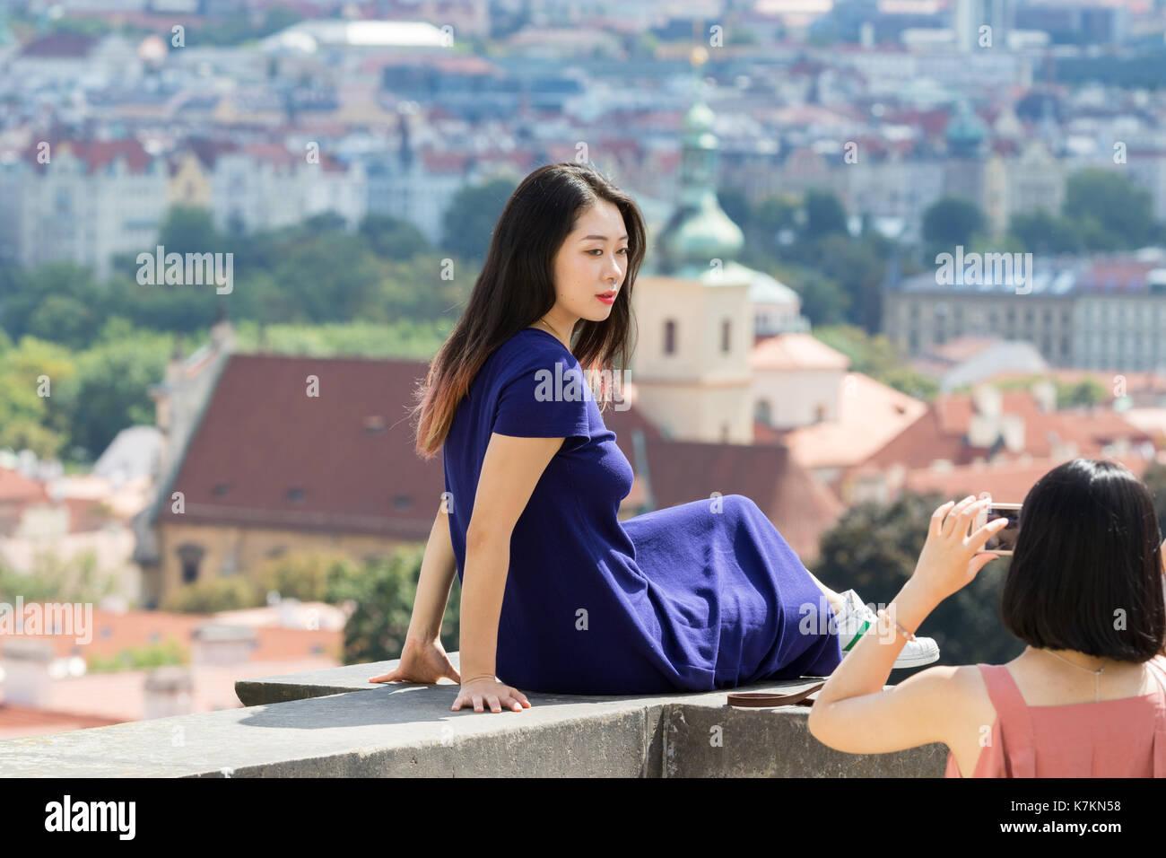 Heiße tschechische Republik Mädchen