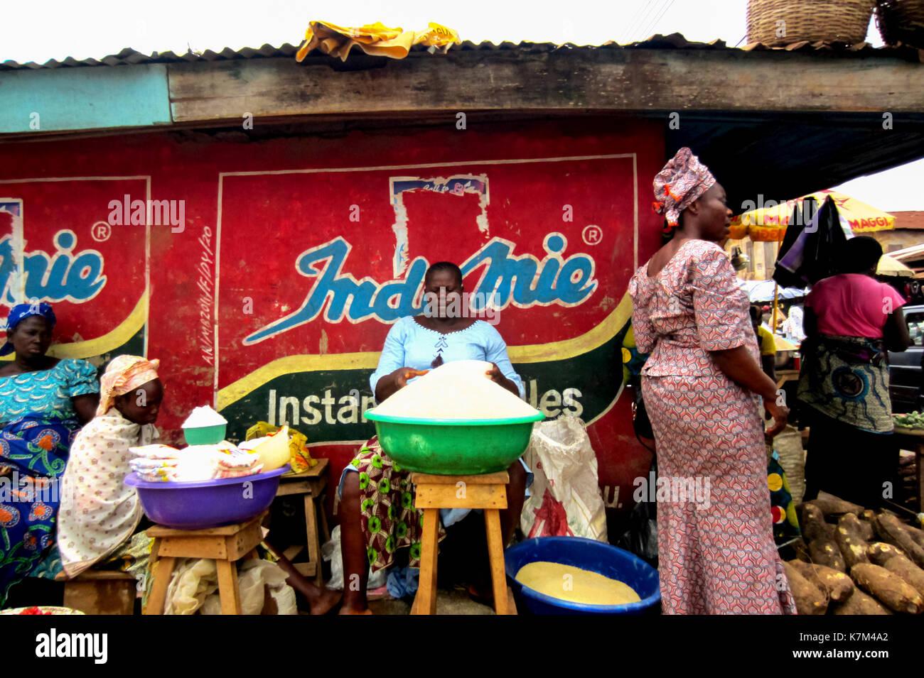 Lagos Nigeria Frauen