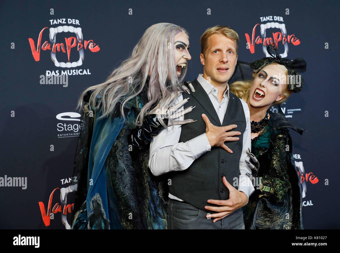 Hamburg Deutschland 17 Sep 2017 Comedian Und Moderator Oliver
