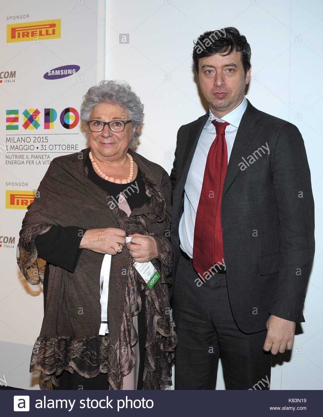 Andrea Orlando Ministro Della Giustiza E Livia Pomodoro Presidente