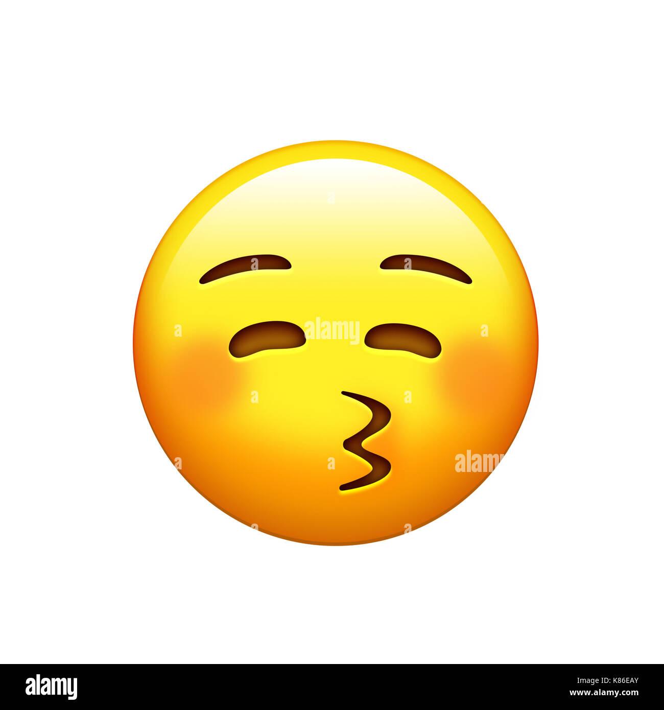 Wangen roten smileys bedeutung mit Snapchat Smileys: