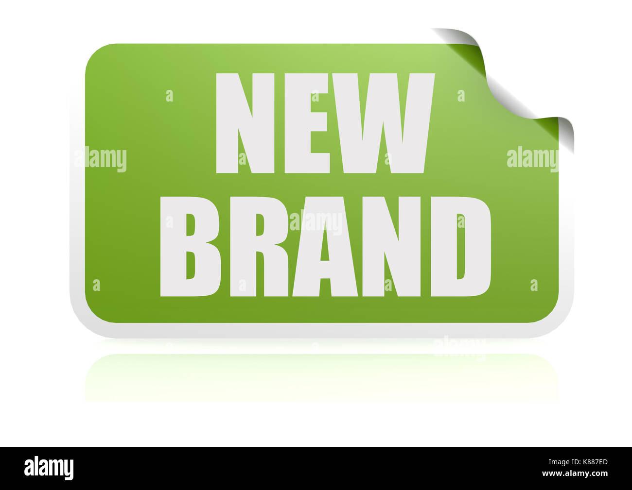 Grüner Aufkleber Stockfotos Grüner Aufkleber Bilder Alamy