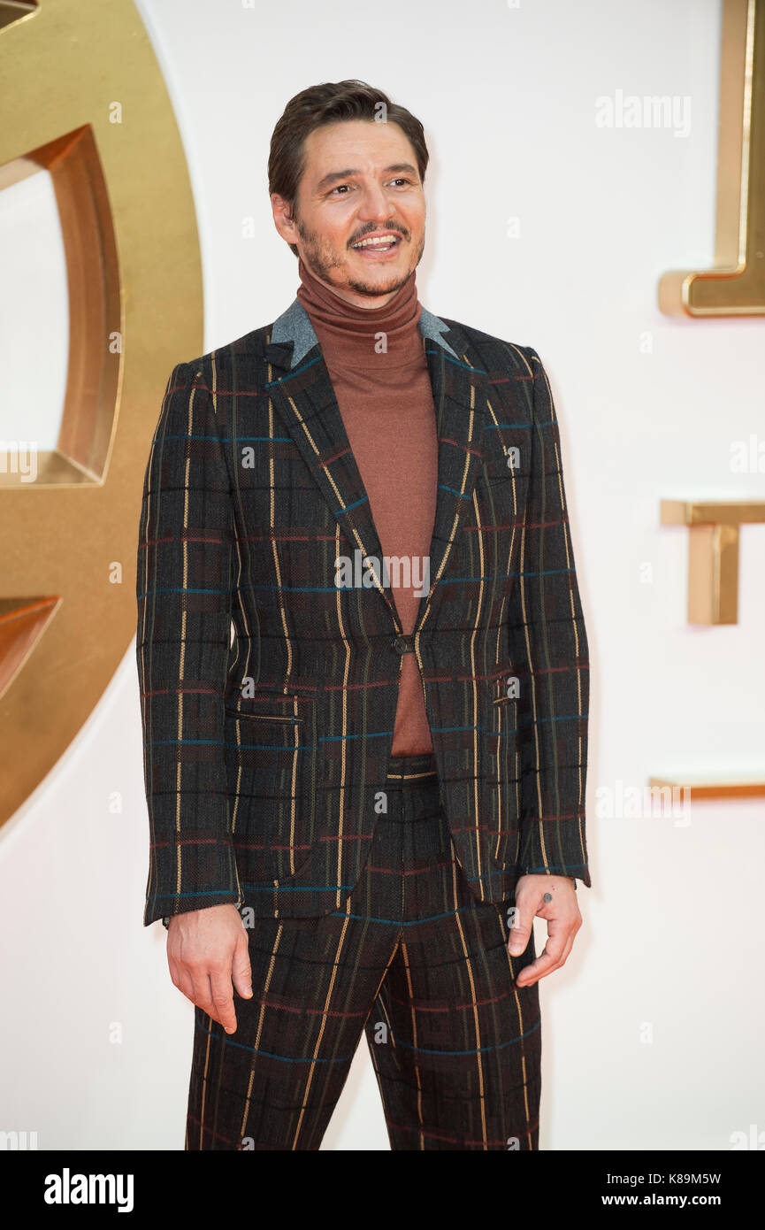 """Kingsman: Der Golden Circle"" Weltpremiere Stockbild"