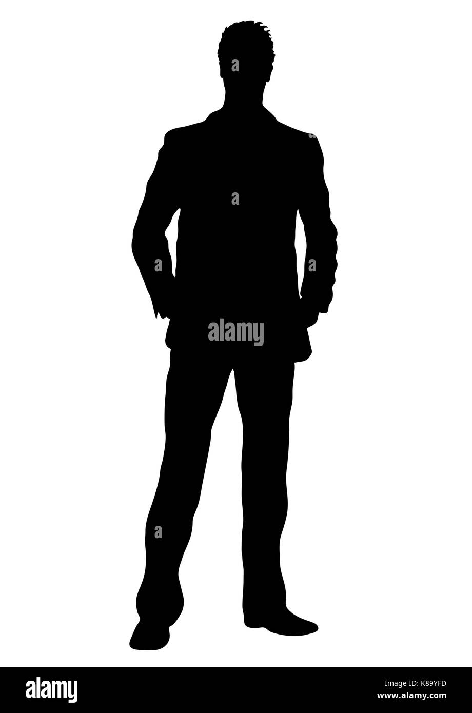 Human Body Outline Stockfotos & Human Body Outline Bilder - Alamy