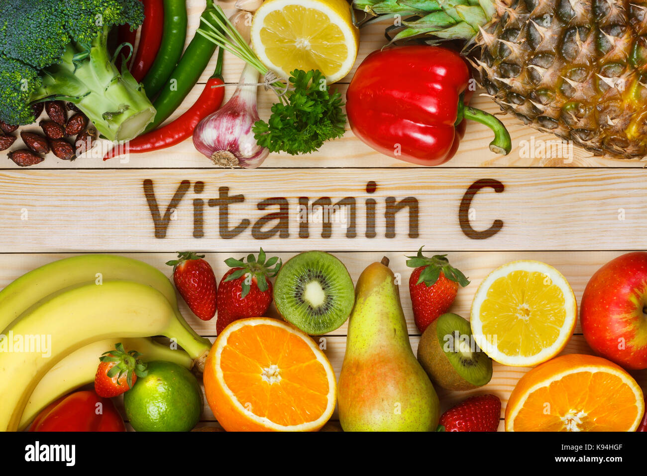 vitamin c stockfotos vitamin c bilder alamy. Black Bedroom Furniture Sets. Home Design Ideas