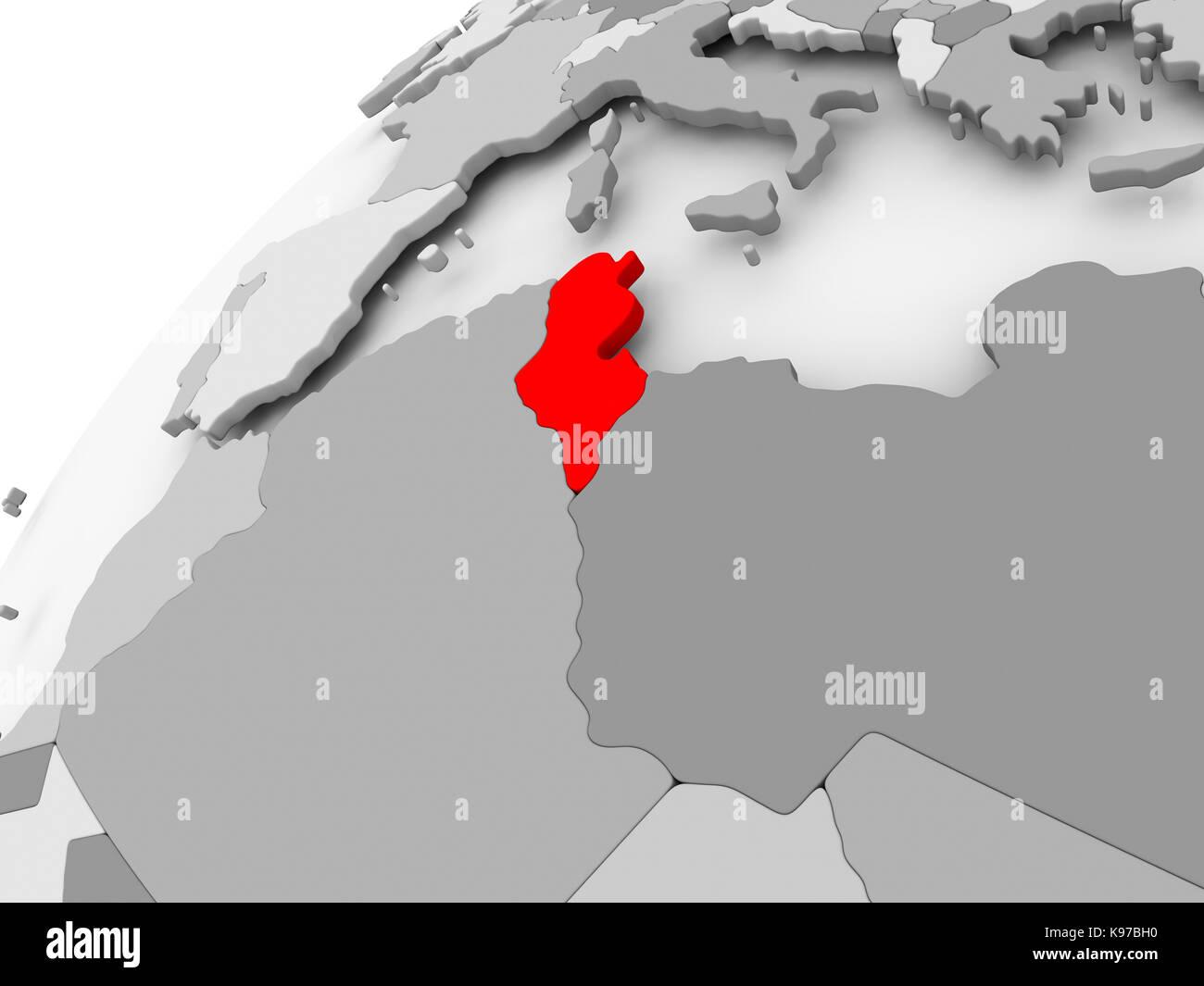 Tunesien Karte Welt.Tunisian Map Stockfotos Tunisian Map Bilder Seite 2 Alamy