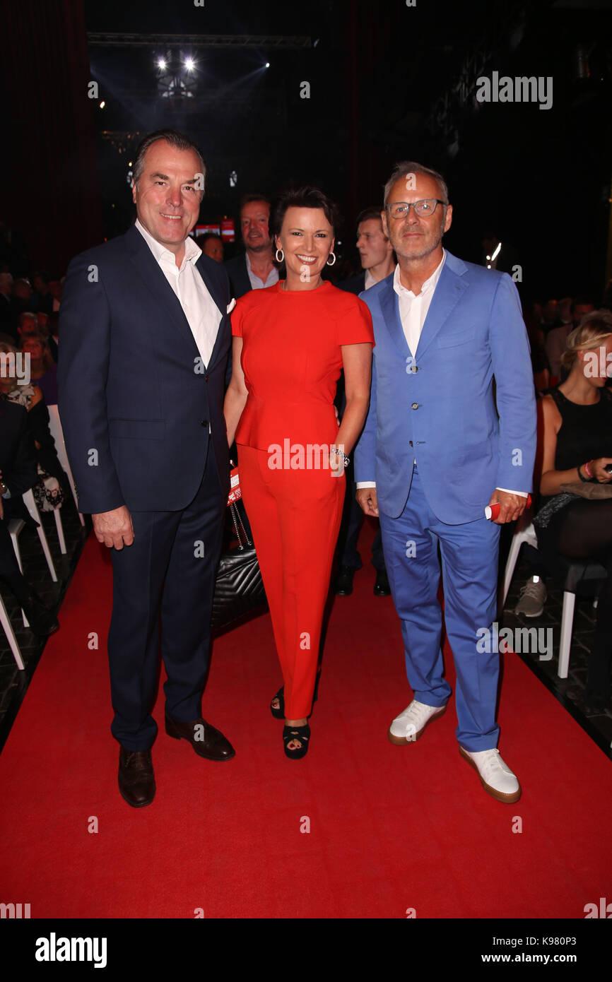 Sport Bild Award 2017 In Der Fischauktionshalle Hamburg Mit