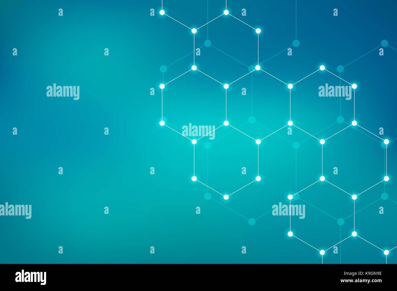 Molekül Dna Genetischen Und Chemischen Verbindungen