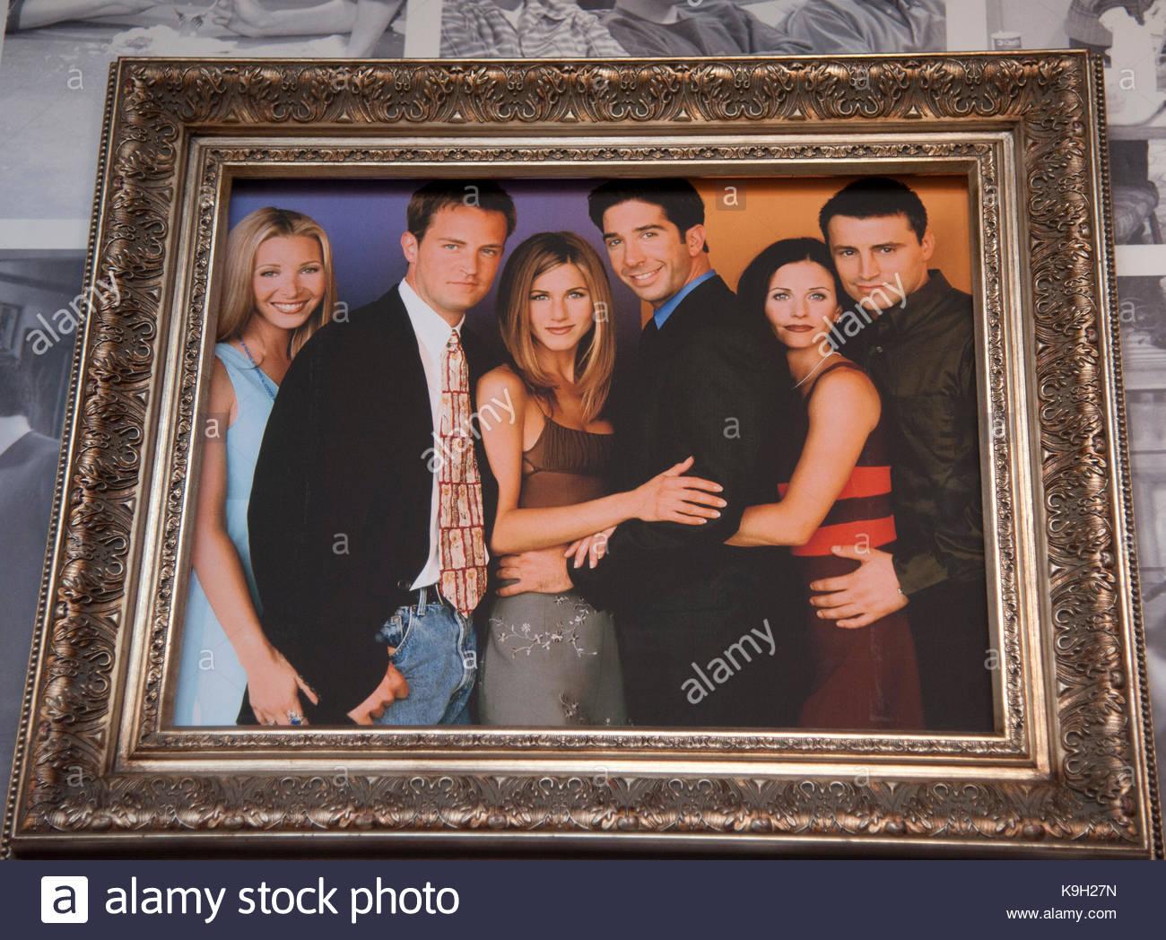 Fantastisch Freunde Tv Show Frame Zeitgenössisch ...