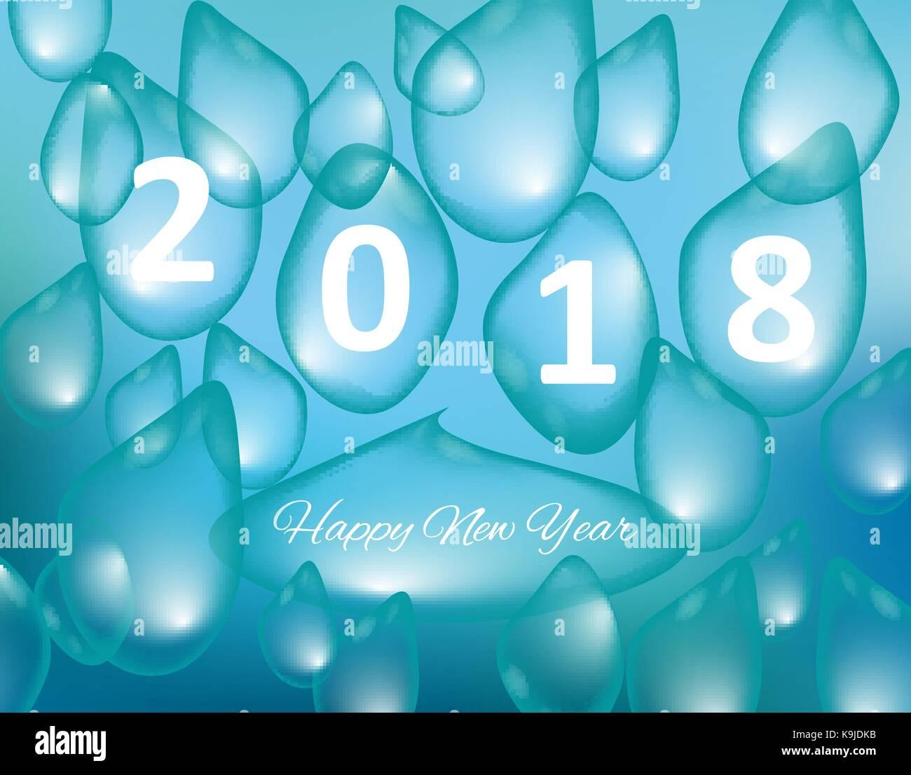 Frohe Weihnachten Und Guten Rutsch Ins Neue Jahr 2018 Ein Urlaub