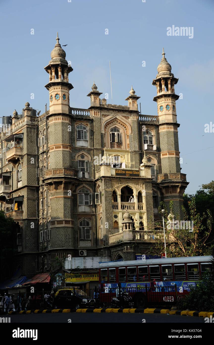 Majestic guest house, Mumbai, Maharashtra, Indien, Asien Stockfoto