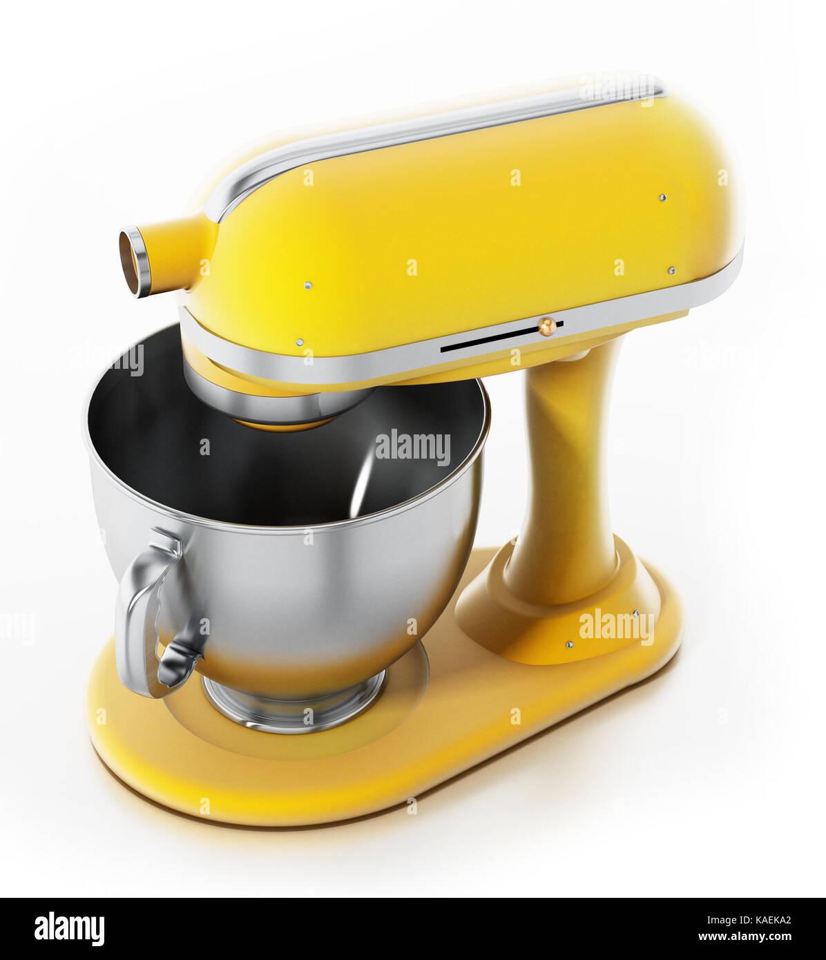 Vintage Kitchen Appliances Stockfotos & Vintage Kitchen Appliances ...
