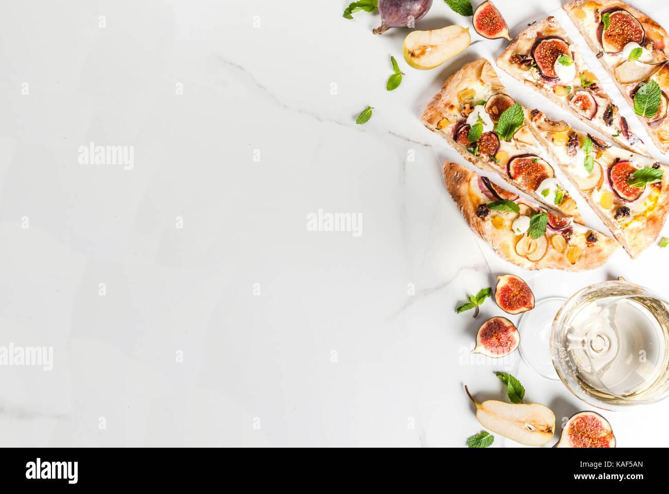 Herbst Backen Rezepte Sussen Kuchen Oder Obst Pizza Focaccia Mit